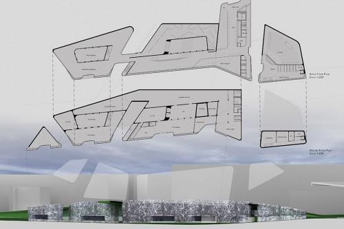 Plans + Elevation