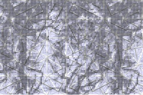 Facade Frit Pattern