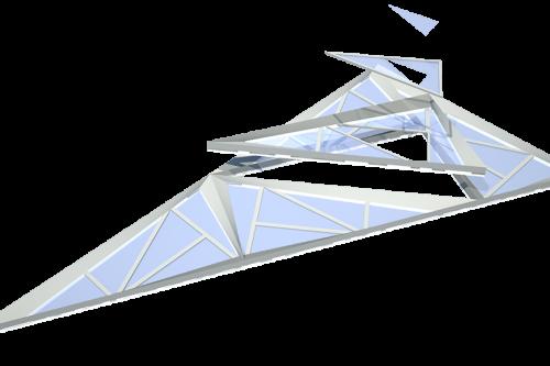 Fractal Facade Component
